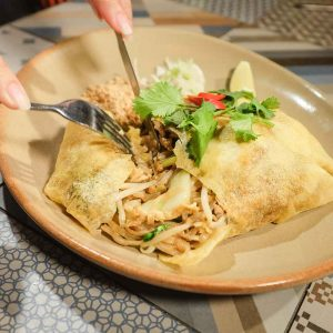 Explore Thai Food with Tampopo King Pad Thai