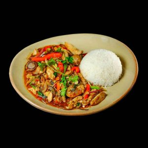 Tampopo Chilli Lemongrass Stir Fry