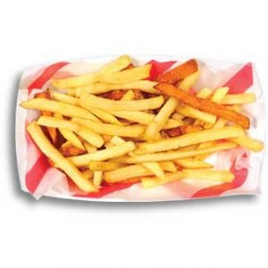 East Street Kiosk French Fries